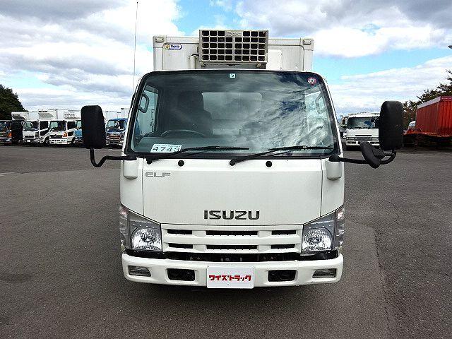 いすゞ H24 エルフ 低温冷凍車 キーストン 4WD 車検付 画像2