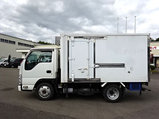 いすゞ H24 エルフ 低温冷凍車 キーストン 4WD 車検付 画像4
