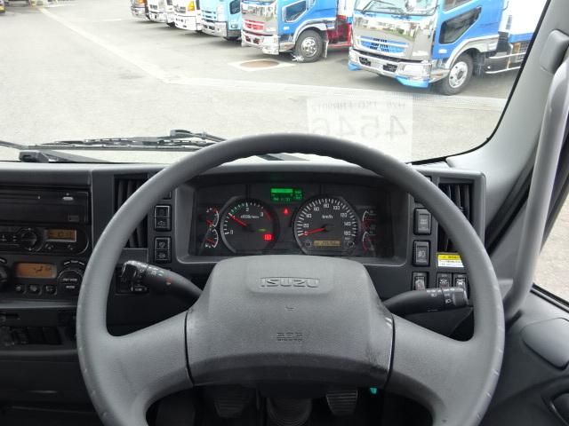 いすゞ H28 フォワード ワイド アルミウィング エアサス PG 画像26
