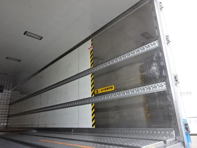 三菱 H21 スーパーグレート 3軸 低温冷凍車 ジョルダー  画像11