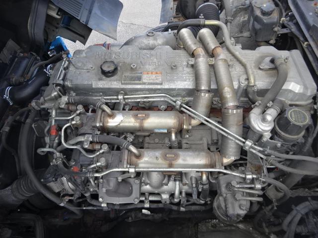 三菱 H21 スーパーグレート 3軸 低温冷凍車 ジョルダー  画像24
