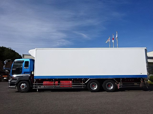 いすゞ H20 ギガ 3軸 低温冷凍車 ジョルダー スタンバイ 画像5