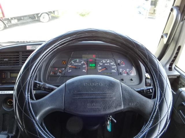 いすゞ H20 ギガ 3軸 低温冷凍車 ジョルダー スタンバイ 画像22