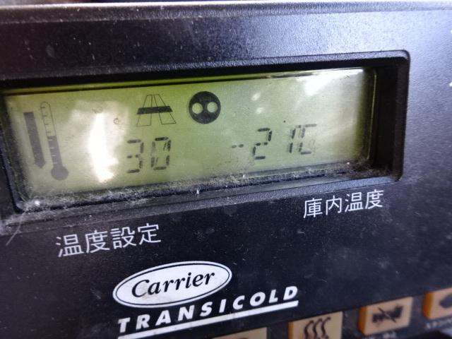 いすゞ H20 ギガ 3軸 低温冷凍車 ジョルダー スタンバイ 画像26