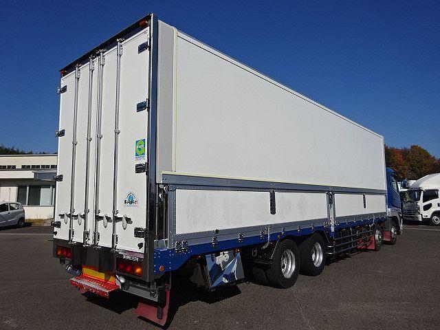 三菱 H20 スーパーグレート 4軸低床 低温冷凍ウィング 画像6