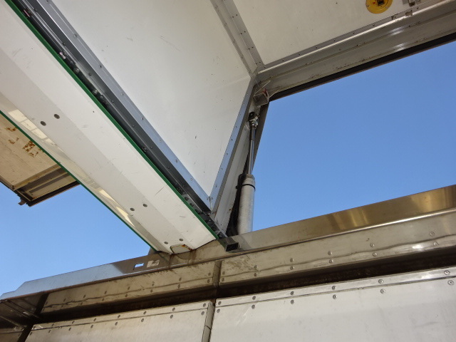 三菱 H20 スーパーグレート 4軸低床 低温冷凍ウィング 画像19