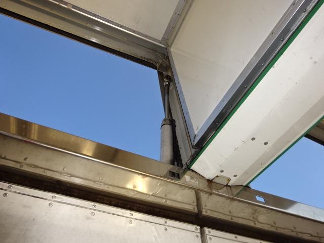 三菱 H20 スーパーグレート 4軸低床 低温冷凍ウィング 画像20
