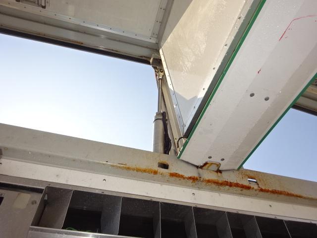 三菱 H20 スーパーグレート 4軸低床 低温冷凍ウィング 画像22