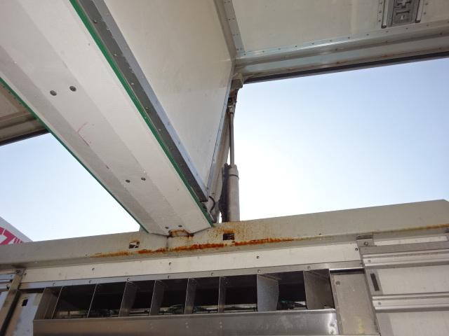 三菱 H20 スーパーグレート 4軸低床 低温冷凍ウィング 画像21