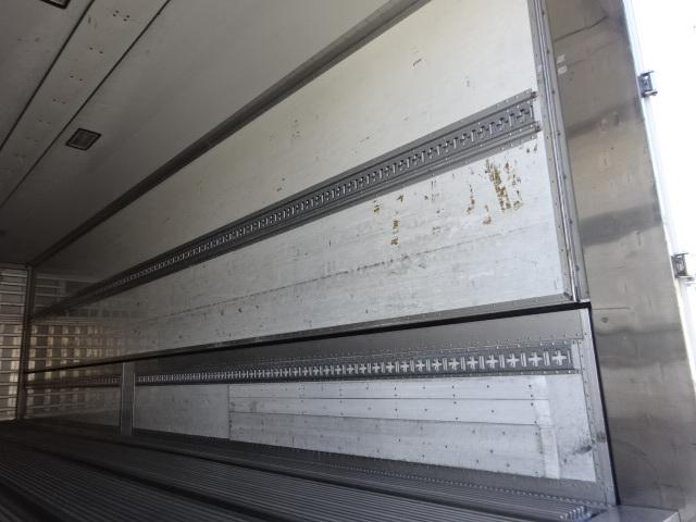 三菱 H20 スーパーグレート 4軸低床 低温冷凍ウィング 画像11