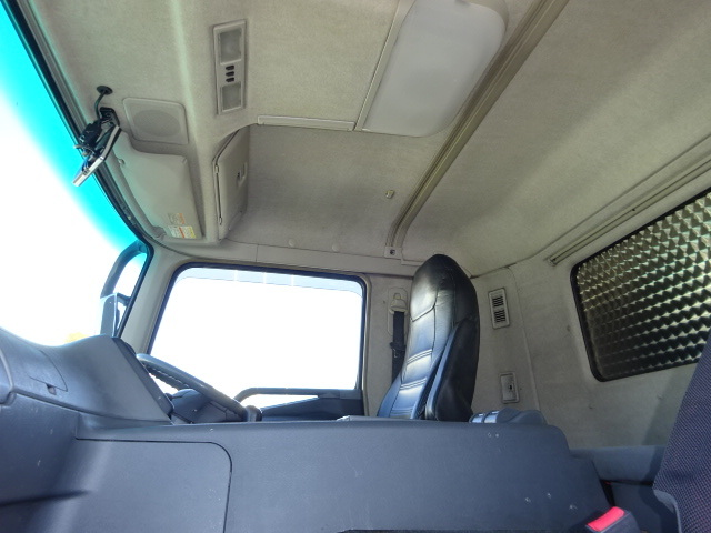 三菱 H20 スーパーグレート 4軸低床 低温冷凍ウィング 画像34
