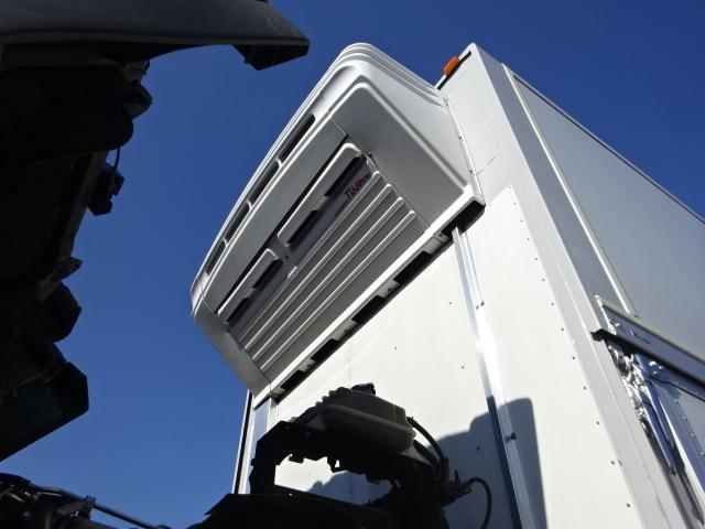 三菱 H20 スーパーグレート 4軸低床 低温冷凍ウィング 画像16