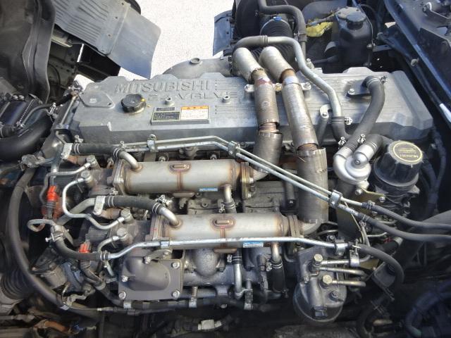 三菱 H20 スーパーグレート 4軸低床 低温冷凍ウィング 画像27