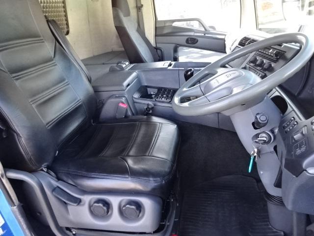 三菱 H20 スーパーグレート 4軸低床 低温冷凍ウィング 画像29