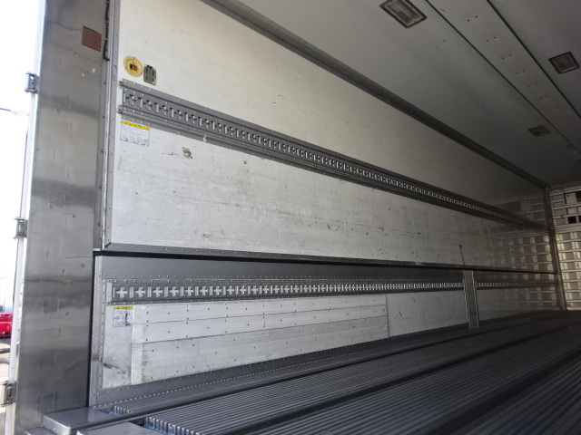 三菱 H20 スーパーグレート 4軸低床 低温冷凍ウィング 画像10