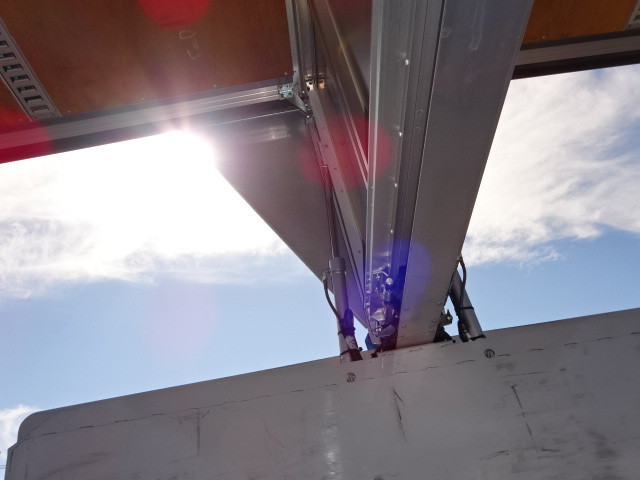 いすゞ H26 フォワード ワイド アルミウィング 画像17