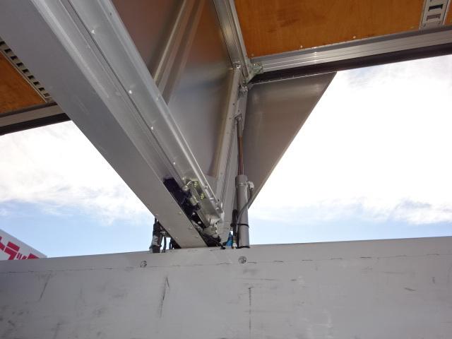 いすゞ H26 フォワード ワイド アルミウィング 画像16
