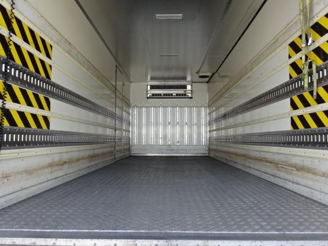 いすゞ H27 フォワード ワイド 低温冷凍車 格納PG 画像9