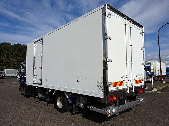 いすゞ H27 フォワード ワイド 低温冷凍車 格納PG 画像8