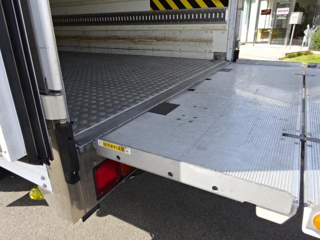 いすゞ H27 フォワード ワイド 低温冷凍車 格納PG 画像15