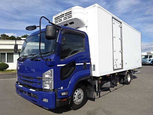いすゞ H27 フォワード ワイド 低温冷凍車 格納PG 画像1
