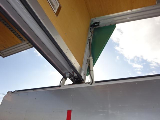日野 H26 レンジャー ハイルーフ 6700ワイド アルミウィング 画像12