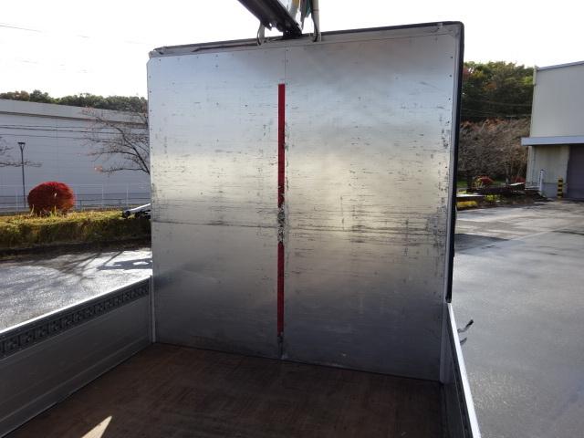 日野 H26 レンジャー ハイルーフ 6700ワイド アルミウィング 画像16