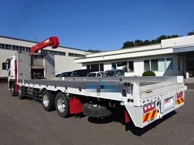 三菱 H31 スーパーグレート セルフ 4段クレーン 車検付 画像7
