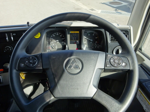 三菱 H31 スーパーグレート セルフ 4段クレーン 車検付 画像24