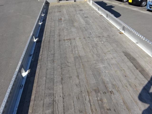 三菱 H31 スーパーグレート セルフ 4段クレーン 車検付 画像10