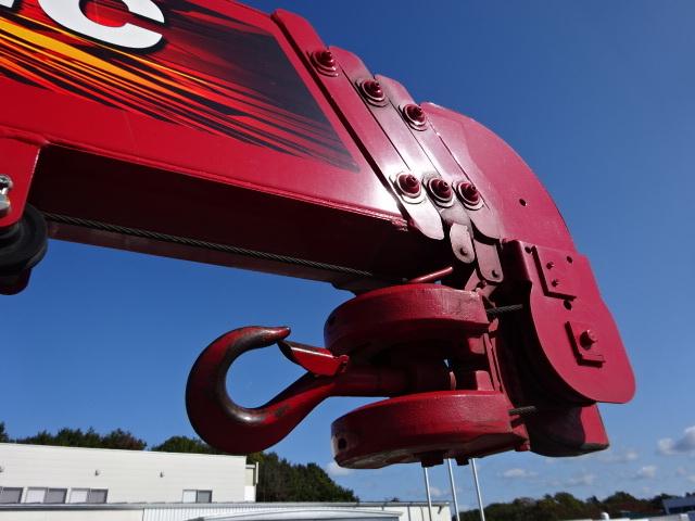三菱 H31 スーパーグレート セルフ 4段クレーン 車検付 画像14