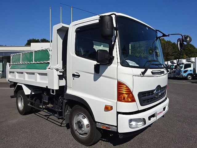 日野 H26 レンジャー ダンプ 車検付 画像4
