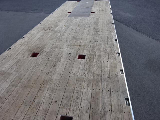 三菱 H27 スーパーグレート セルフ 3段クレーン 車検付 画像16