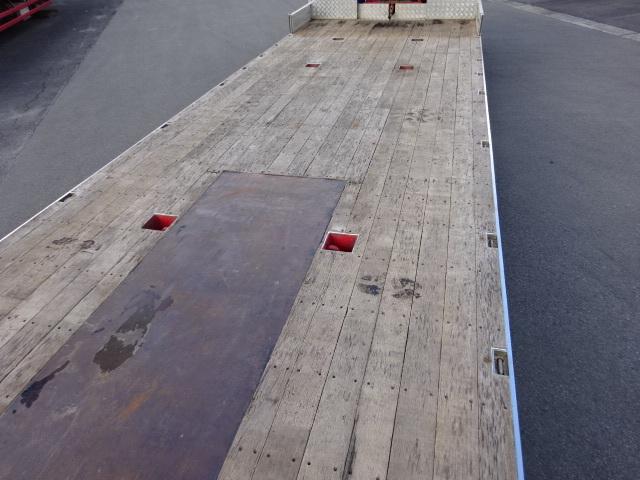 三菱 H27 スーパーグレート セルフ 3段クレーン 車検付 画像17