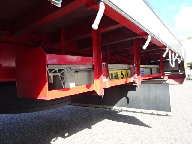三菱 H27 スーパーグレート セルフ 3段クレーン 車検付 画像20