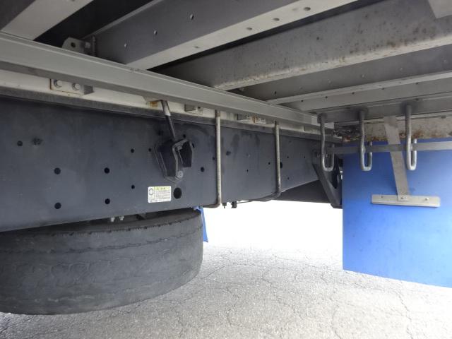 いすゞ H27 ギガ ハイルーフ 4軸低床 アルミウィング 車検付 画像20