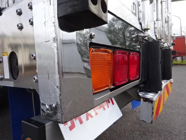 いすゞ H27 ギガ ハイルーフ 4軸低床 アルミウィング 車検付 画像32