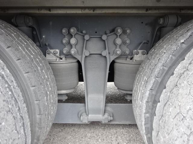 いすゞ H27 ギガ ハイルーフ 4軸低床 アルミウィング 車検付 画像17