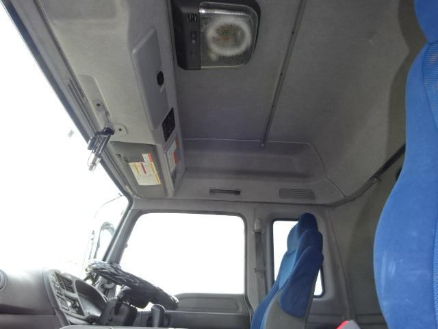 いすゞ H27 ギガ ハイルーフ 4軸低床 アルミウィング 車検付 画像26