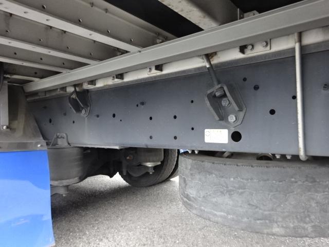 いすゞ H27 ギガ ハイルーフ 4軸低床 アルミウィング 車検付 画像18