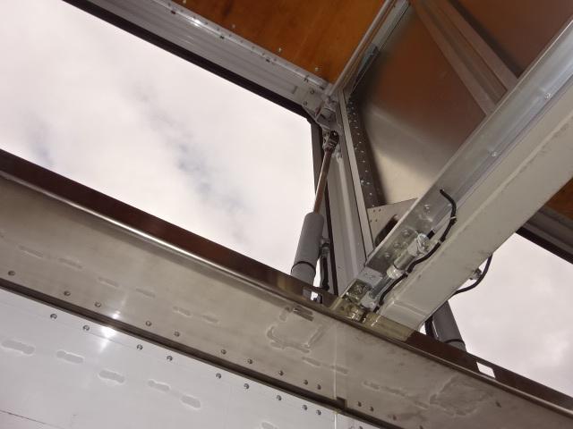 いすゞ H27 ギガ ハイルーフ 4軸低床 アルミウィング 車検付 画像15