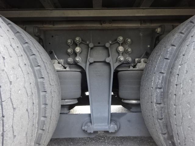 いすゞ H27 ギガ ハイルーフ 4軸低床 アルミウィング 車検付 画像19