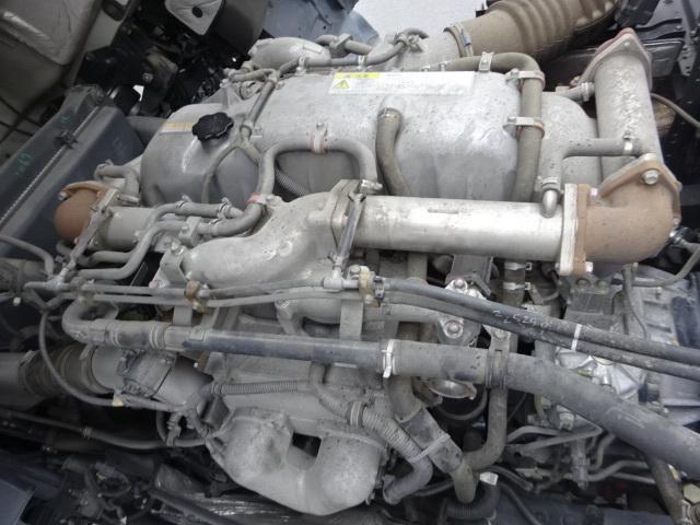 いすゞ H27 ギガ ハイルーフ 4軸低床 アルミウィング 車検付 画像21