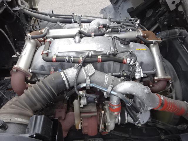 いすゞ H27 ギガ ハイルーフ 4軸低床 アルミウィング 車検付 画像29