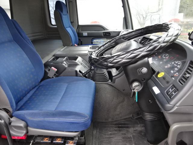 いすゞ H27 ギガ ハイルーフ 4軸低床 アルミウィング 車検付 画像23
