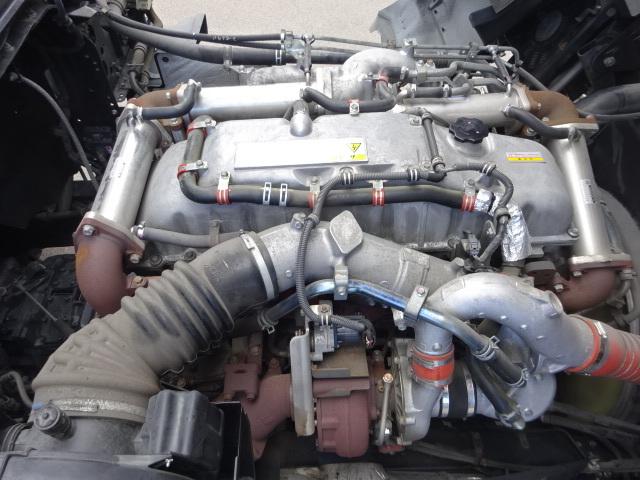 いすゞ H27 ギガ ハイルーフ 4軸低床 アルミウィング  画像23