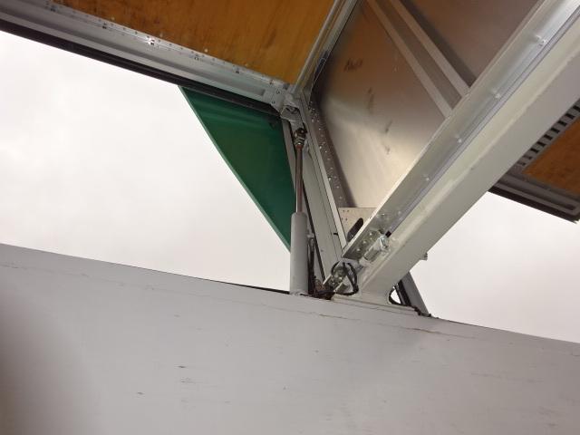 いすゞ H27 ギガ ハイルーフ 4軸低床 アルミウィング  画像15