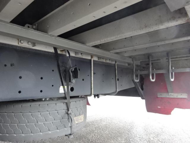 いすゞ H27 ギガ ハイルーフ 4軸低床 アルミウィング  画像20