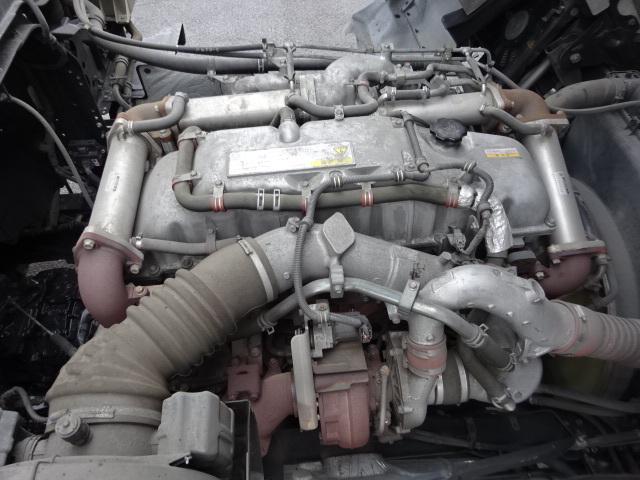 いすゞ H27 ギガ ハイルーフ 4軸低床 アルミウィング  画像22