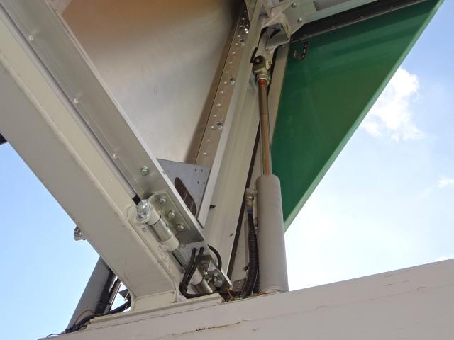 いすゞ H27 ギガ ハイルーフ 4軸低床 アルミウィング  画像12